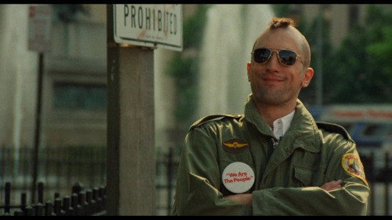classic 1 star reviews - travis bickle