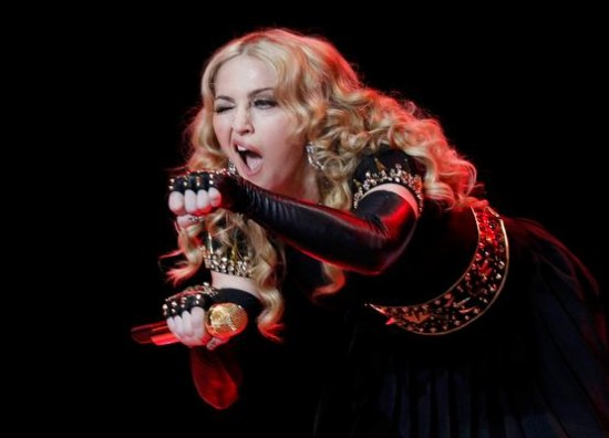 madonna super bowl
